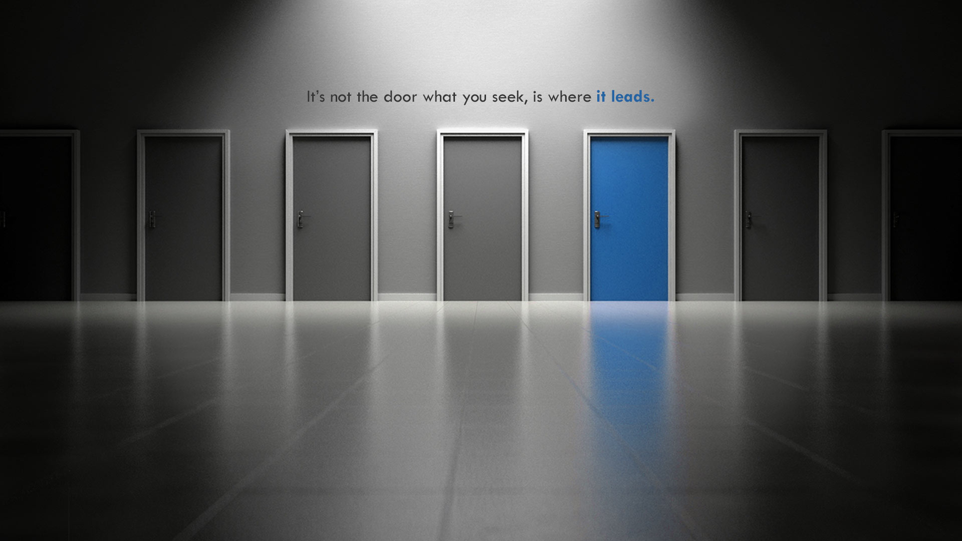 Are you ready to open that door?
